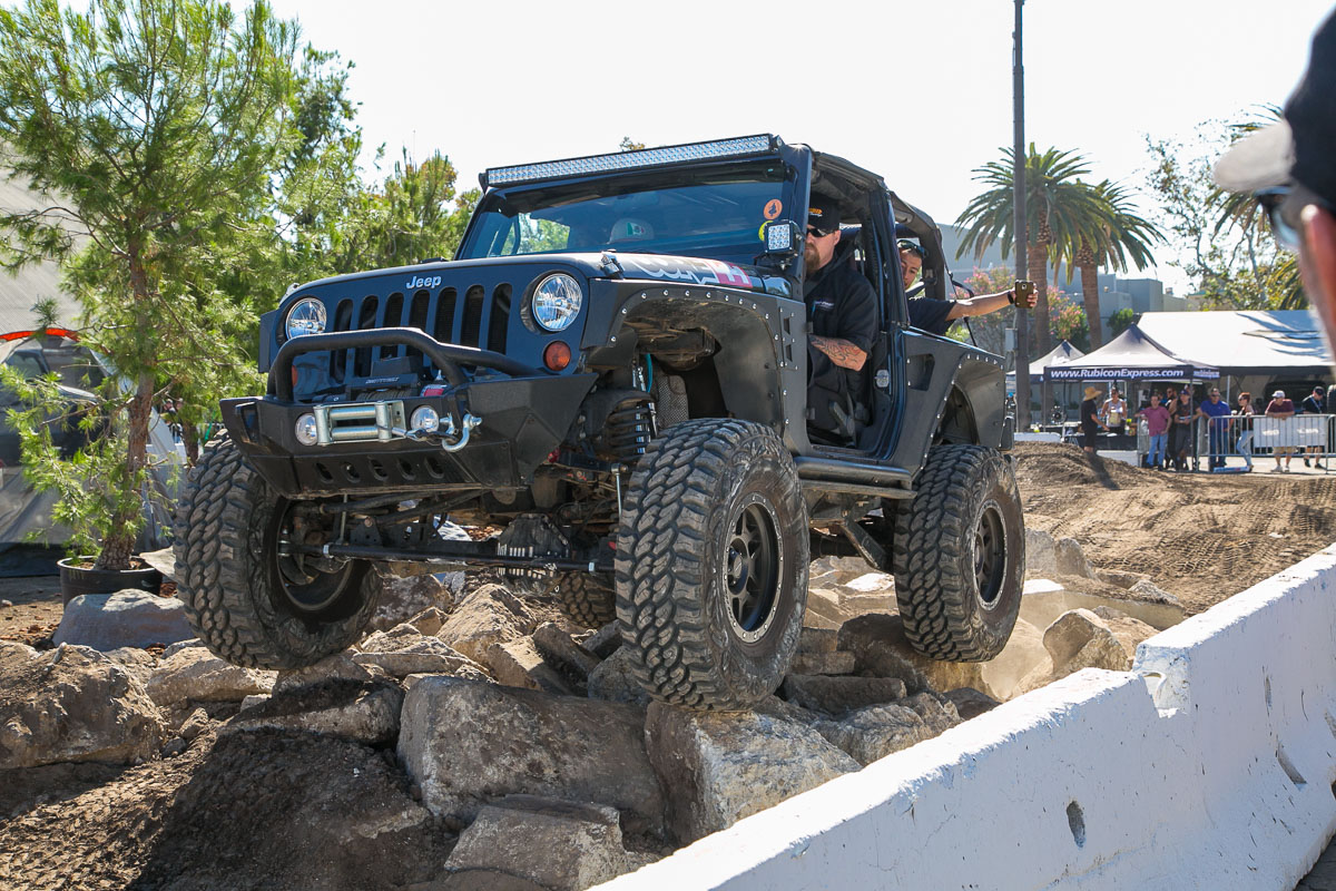 Jeeps, Jeeps, And More Jeeps! Nothing But Jeep Photos From The Lucas Off-Road Expo 2015