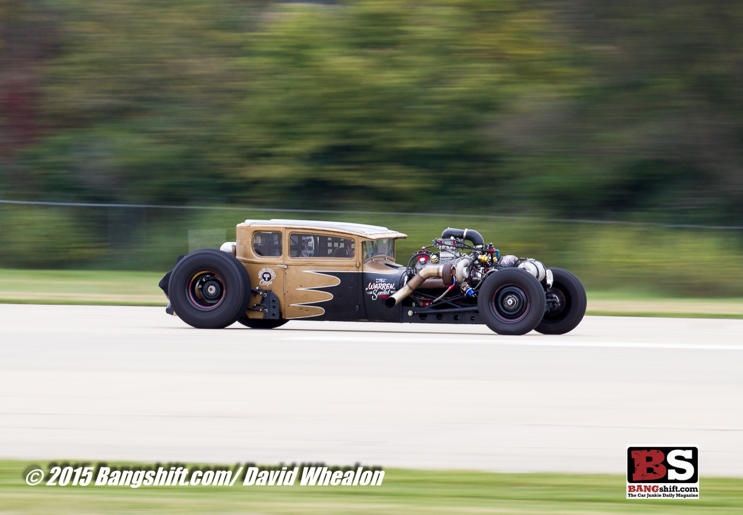 Land Speed Coverage: Action Photos From The 2015 ECTA September Meet – Final Runs Of 2015