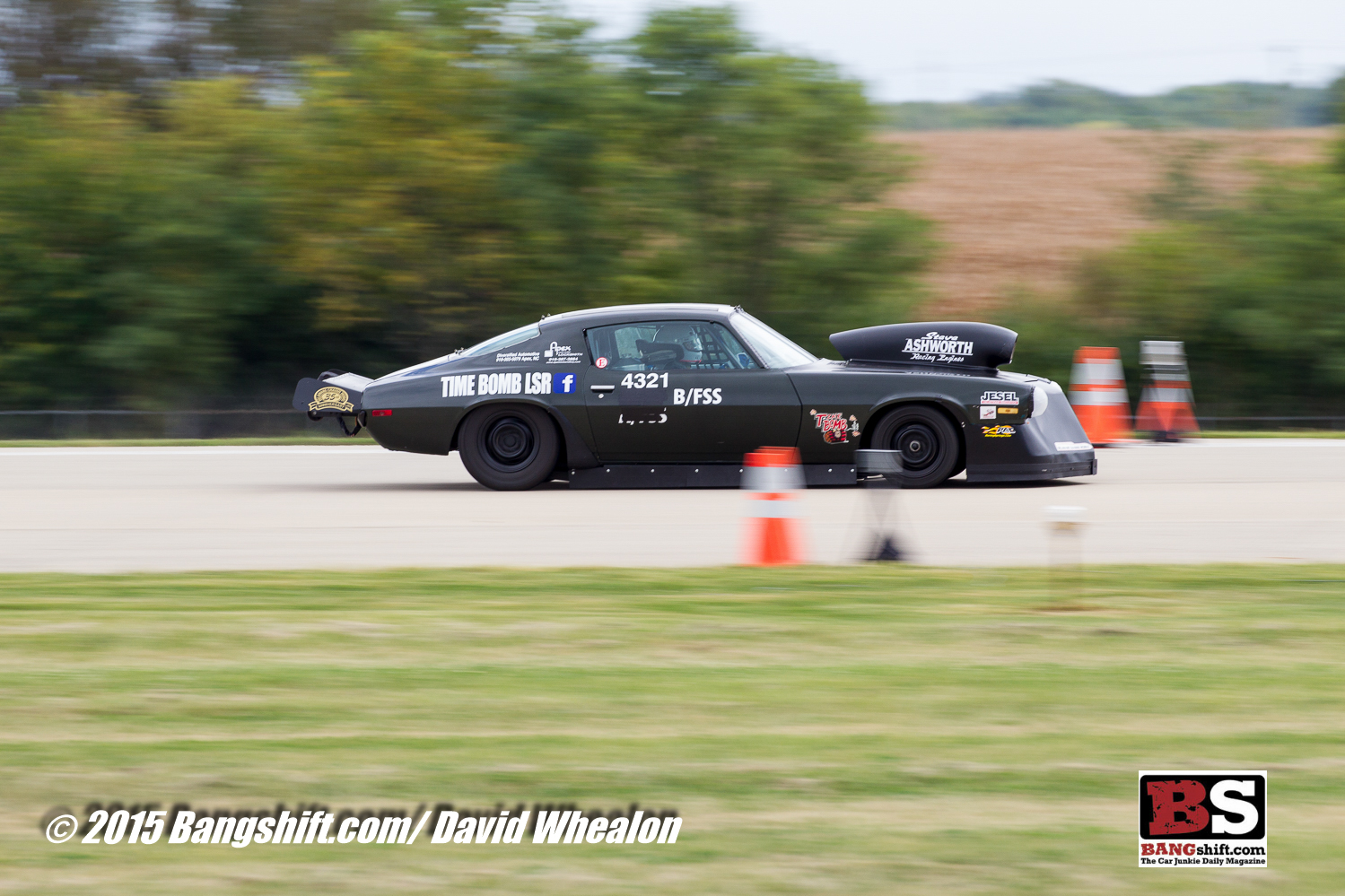 Land Speed Action Photos: More High Speed Images From The Ohio Mile September Meet