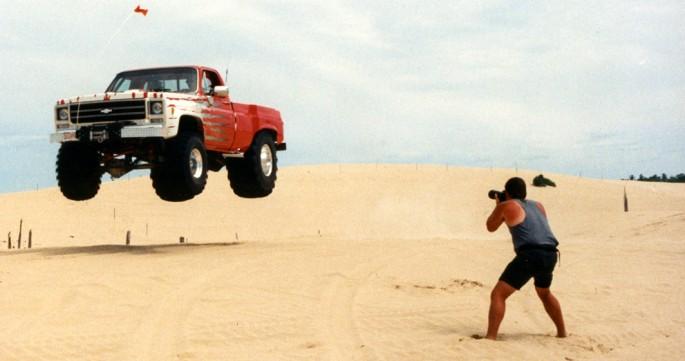 Quagmire Chevy Pickup 4x4 Monster 11