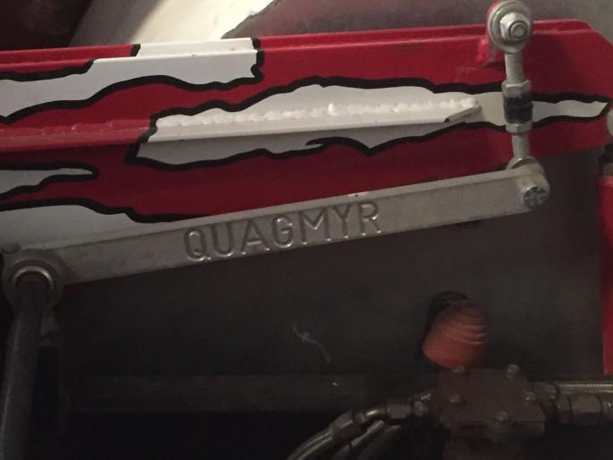 Quagmire Chevy Pickup 4x4 Monster 7