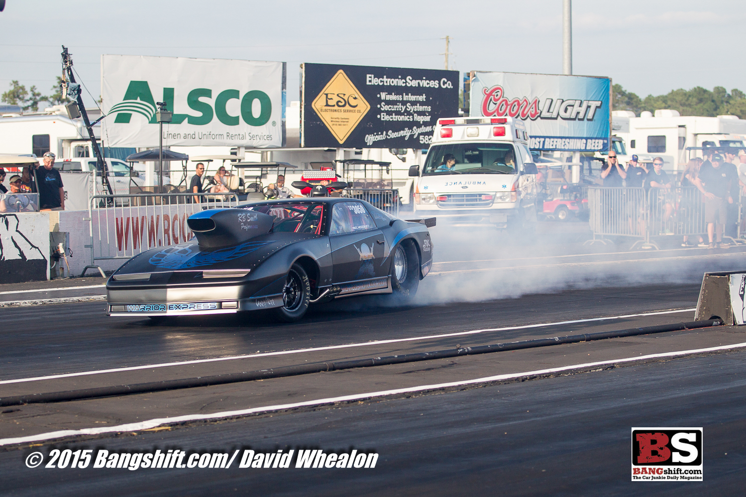 PDRA Rockingham Action: Great Photos From Dragstock XII