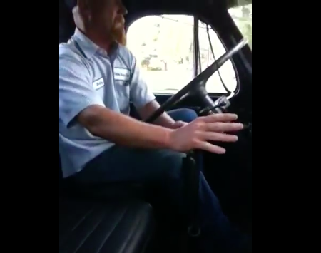 The Slick Shift: Watch This Guy Pull 15 Gears In A Twin-Stick Mack Like A Boss!
