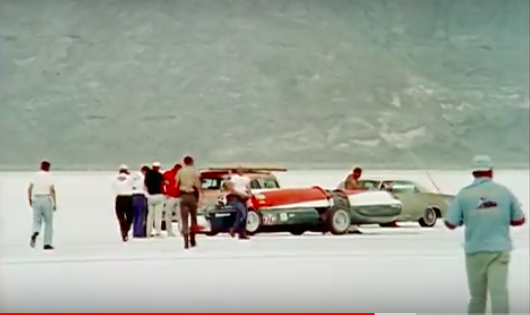 Mobil Oil Made This Cool Video At Bonneville In 1965 – Short On Sound But Long On Awesome