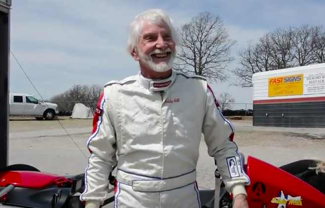Ever Wonder What Happened To Eddie Hill? At 78-Years Old He's Still Racing!