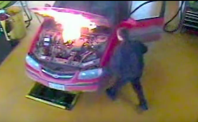 To Be Honest, This Trip To The Local Quick Lube Place Could Have Gone Better – Video