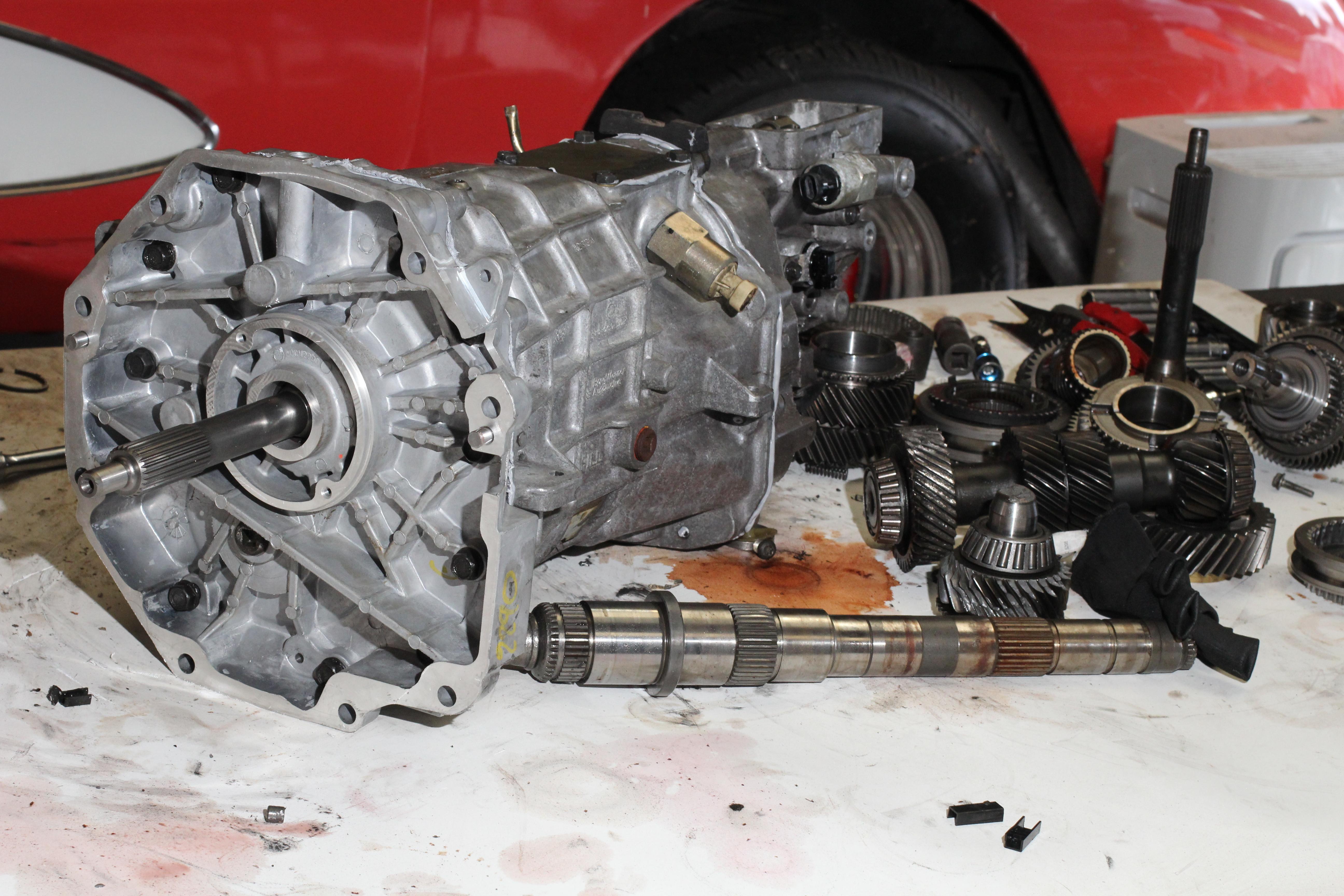 bangshift com t56 rh bangshift com c5 corvette manual transmission rebuild c5  corvette manual transmission rebuild cost