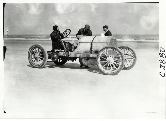 Before Bonneville: More Historic Images From The Ormond Beach Speed Trials 1910 and Older!