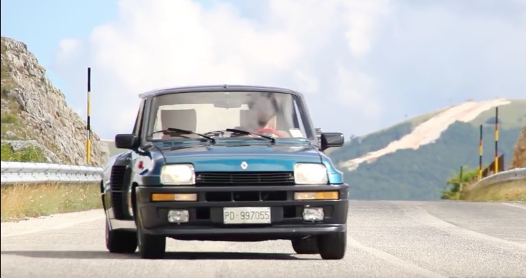 """A Smiling, Mid-Engined Box Of French Hate"": Davide Cironi Takes On The Renault 5 Turbo 2"