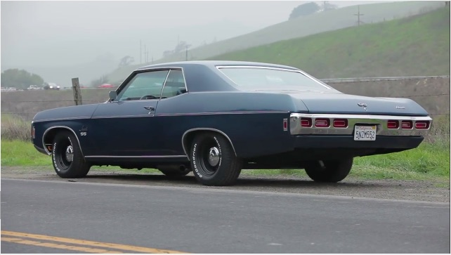 BangShiftcom The BattleBarge To Lust After This 1969 Chevrolet