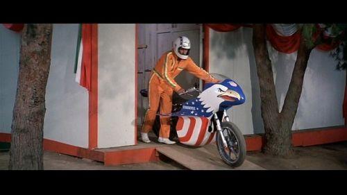 Evel Knievel S Movie Bike Up For Auction: BangShift.com Evel Knievel Stratocycle