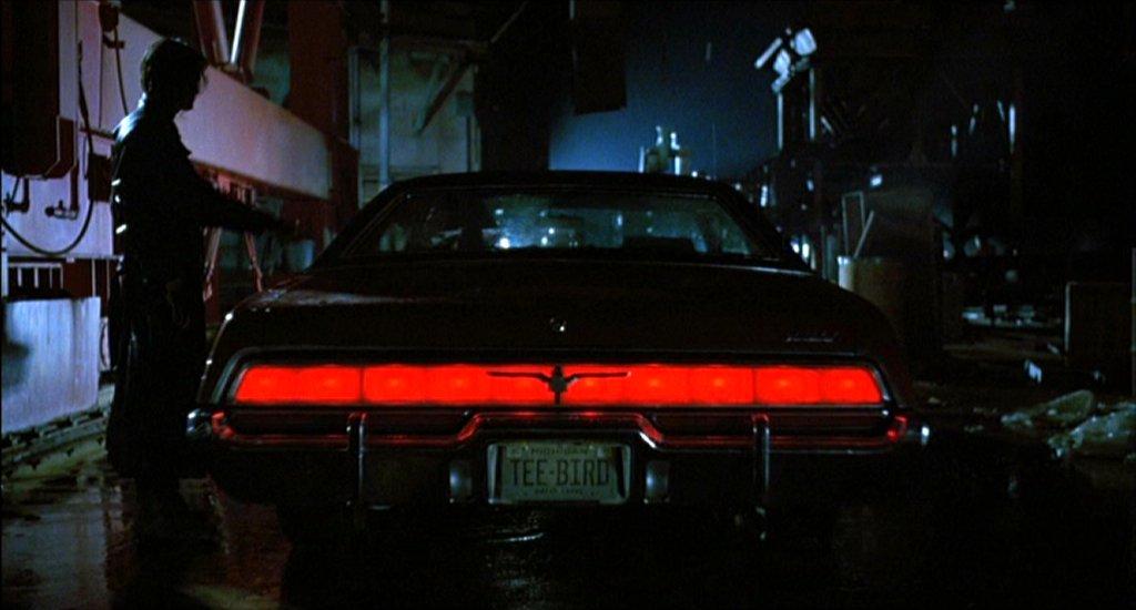 "Halloween Hellride: T-Bird's Final Ride From ""The Crow"""
