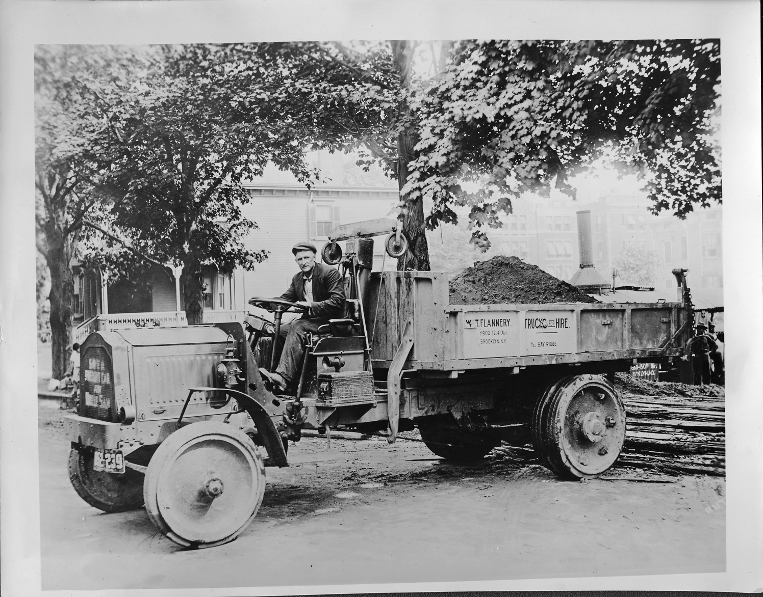 Truck-Ology: Another Look Into The History Of Trucks – A Fresh Load Of 100 Year Old Photos!