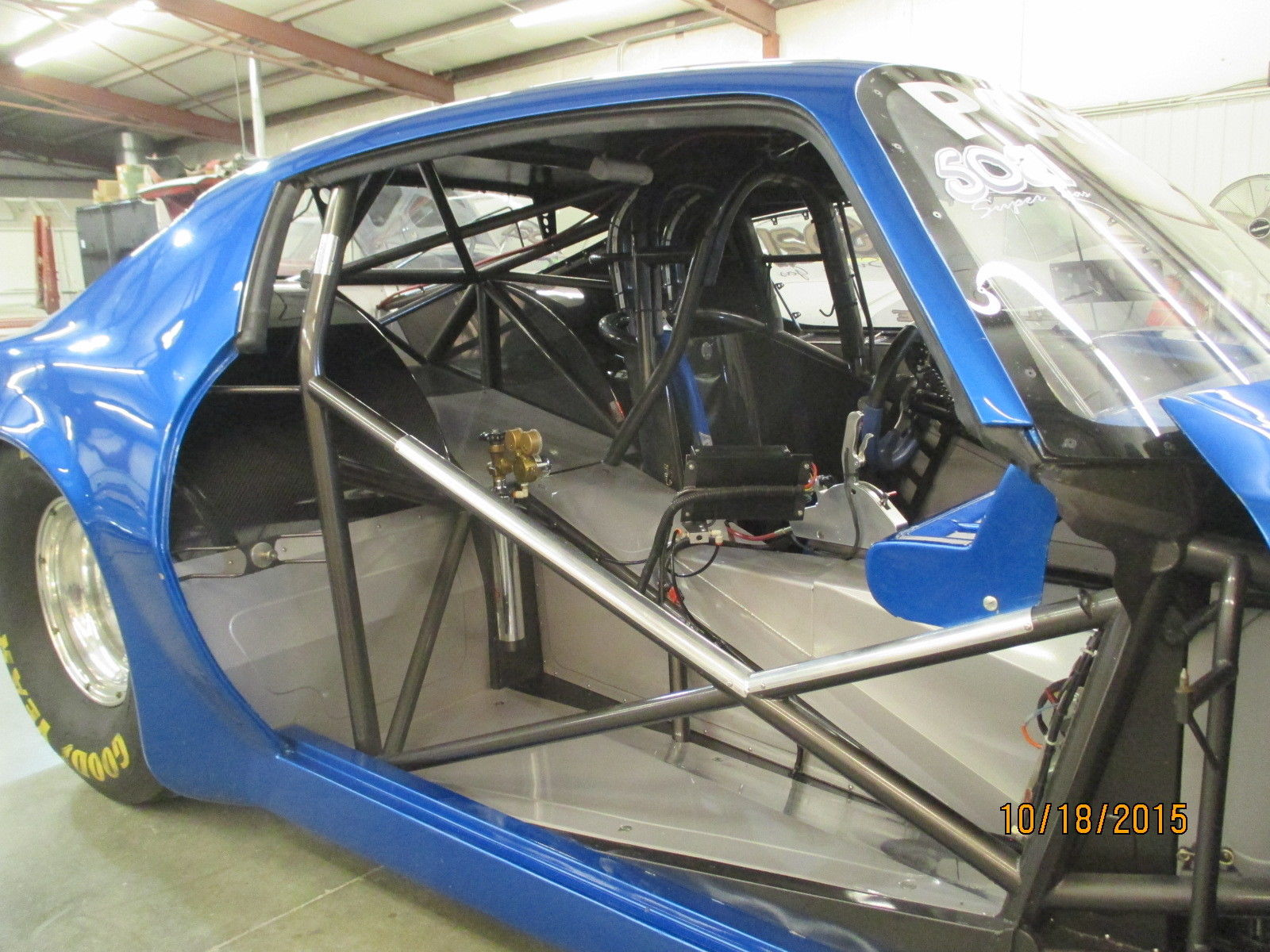 Race Car Rolling Chassis For Sale