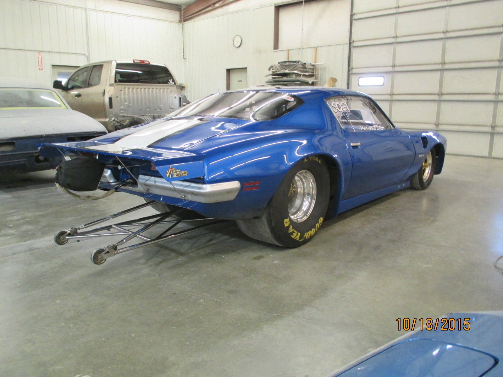 Bangshift Com This 1970 Pontiac Trans Am Is Certified To 6