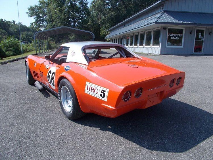 Bangshift Com This 1968 B Production Scca C3 Corvette Is