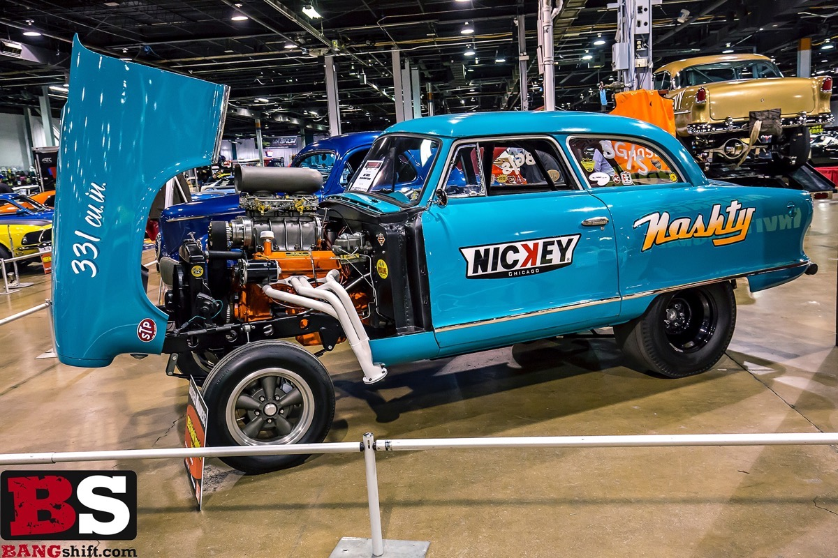 Muscle Car and Corvette Nationals 2015 Coverage: The Incredible Iron Keeps On Coming!
