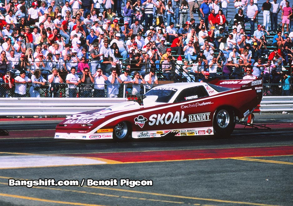 1987 NHRA World Finals Pit and Action Gallery: One Man's 6,000 Mile Journey On Film