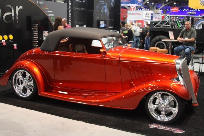 SEMA admeyer 1933 Chevrolet1