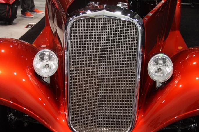 SEMA admeyer 1933 Chevrolet10