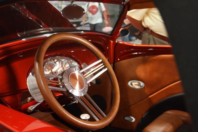 SEMA admeyer 1933 Chevrolet11