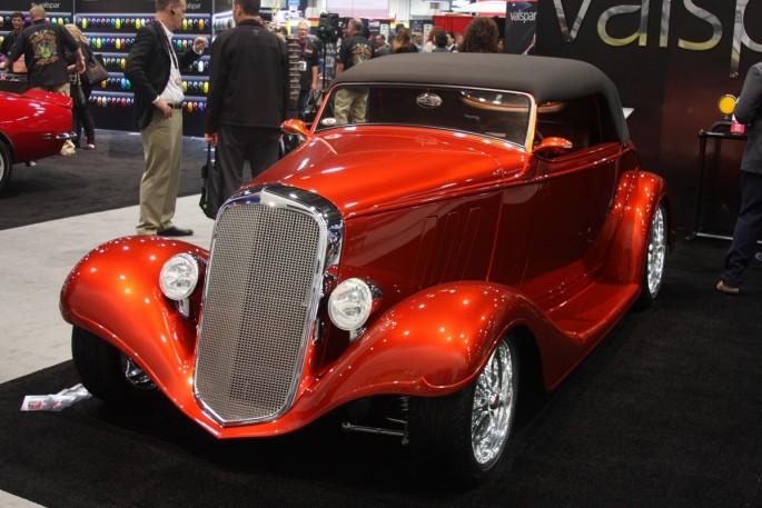 SEMA admeyer 1933 Chevrolet3
