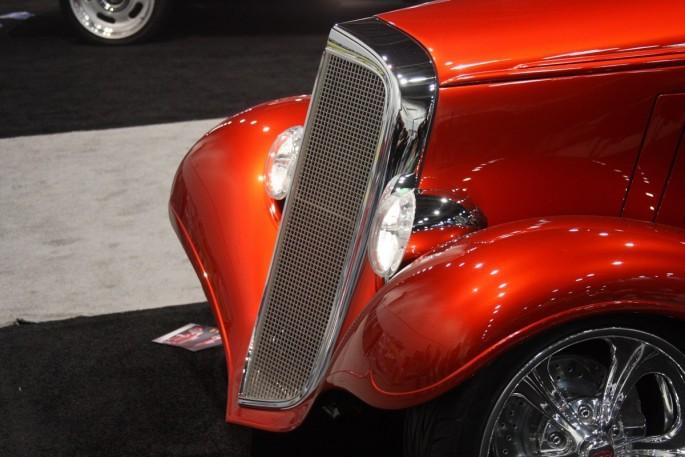 SEMA admeyer 1933 Chevrolet6