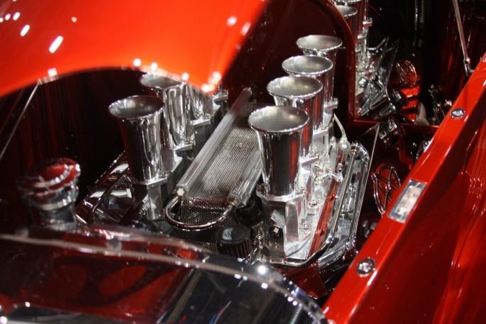 SEMA admeyer 1933 Chevrolet7