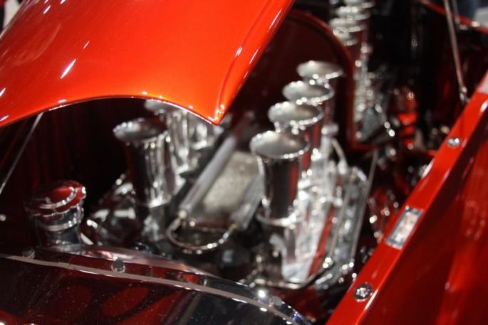SEMA admeyer 1933 Chevrolet8