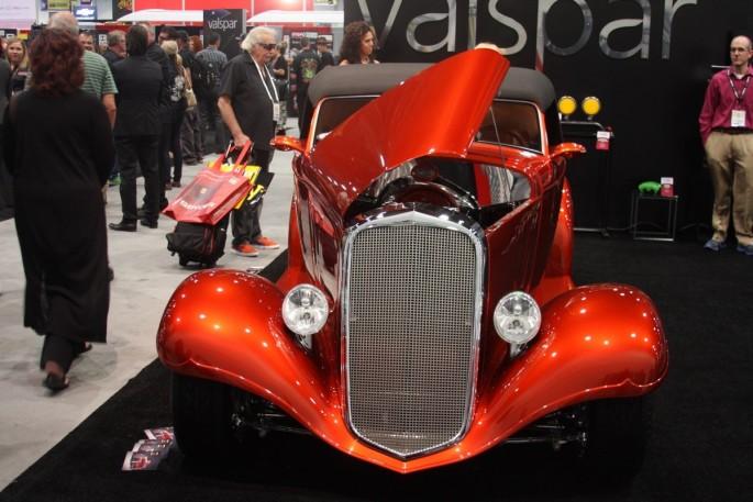 SEMA admeyer 1933 Chevrolet9