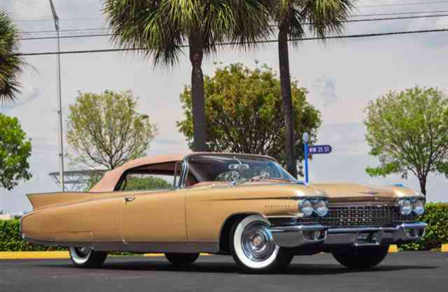 Want The Ultimate 2016 SEMA Show Cruiser? This 1960 Cadillac Eldorado Biarritz Is Your Ticket!