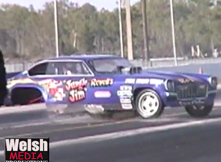 Drag Video: Autofest 2000 Highlights – The Greatest Financial Calamity In Drag Racing History Caught On Tape