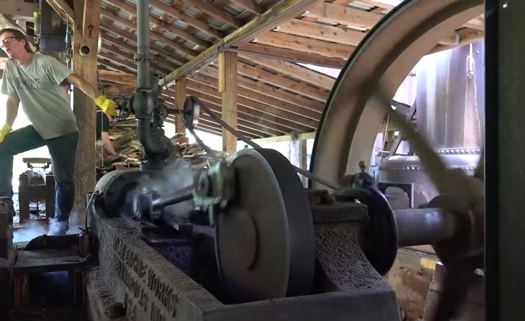 Gearhead Zen Video: This Video Featuring A Day At The Phillips Brothers Steam Powered Sawmill Is Amazing
