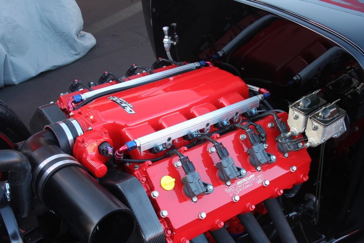 SEMA 2015: Mercury Racing Has Insane Crate Engine Offerings – DOHC LS7?!