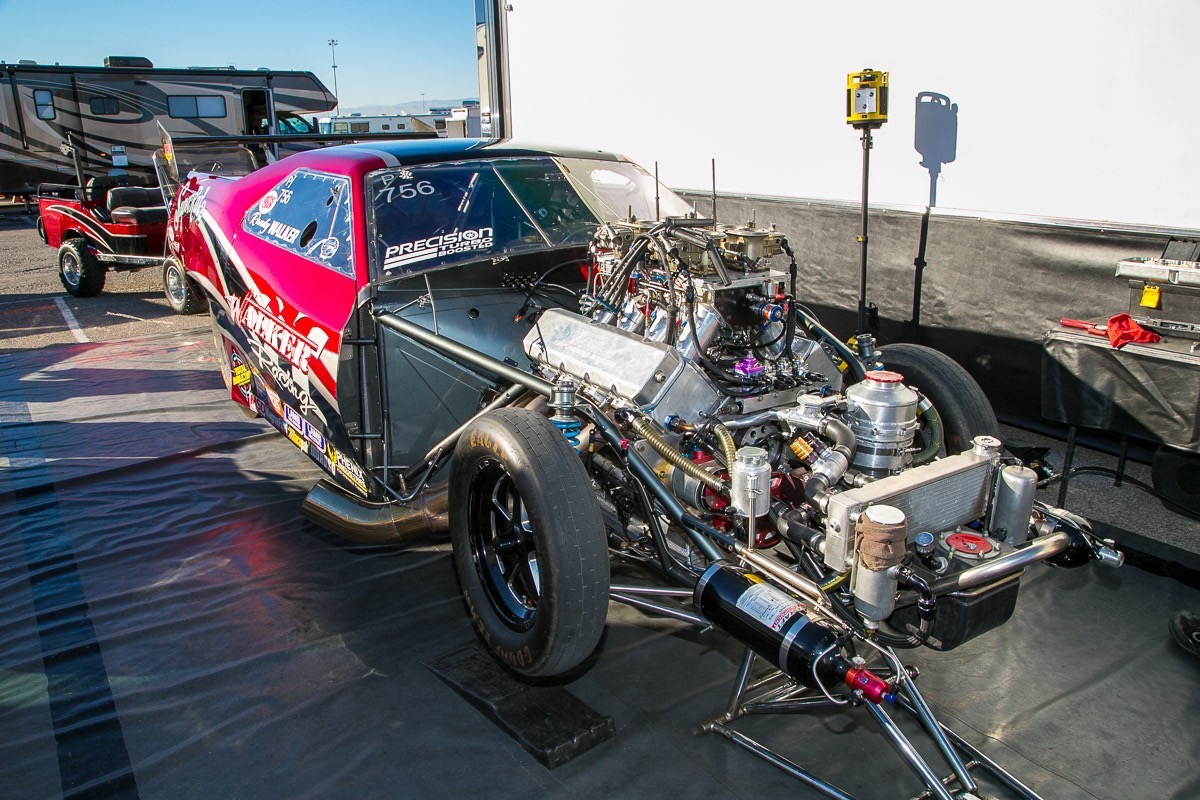 Street Car Super Nationals 2015: More Photos From The Pits – Up Close And Personal
