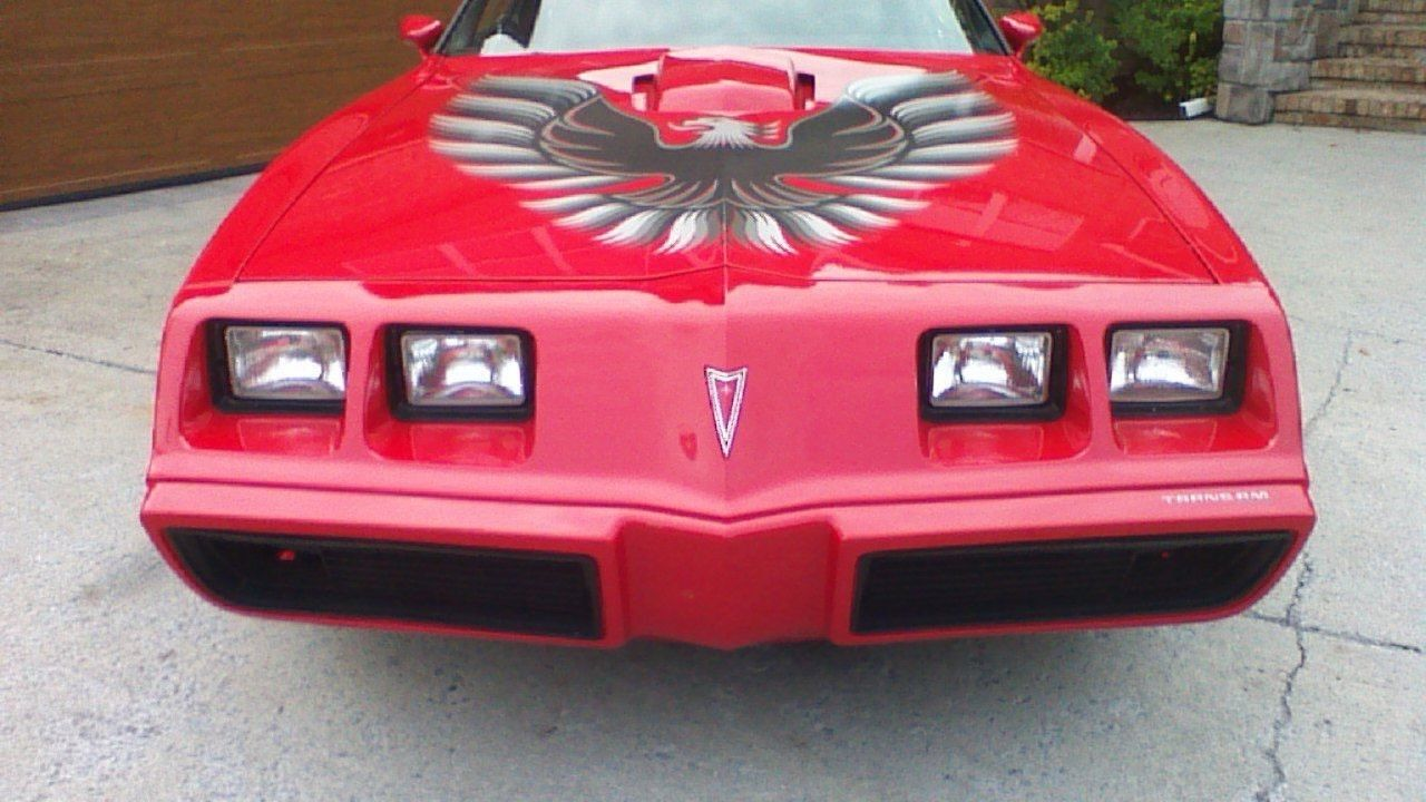 BangShift.com This WS6 Trans Am Just Might Be The Pro ...