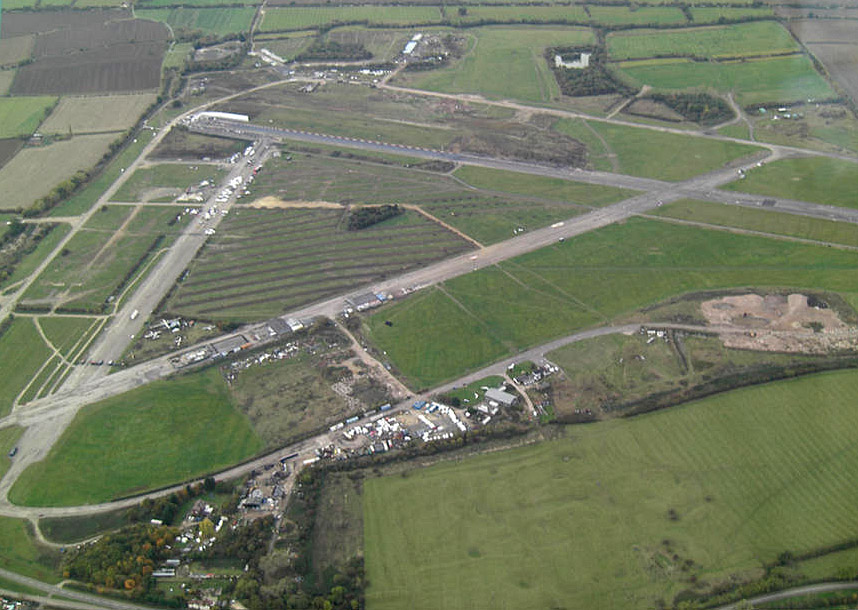 England's Shakespeare County Dragway To Close – Country Left With Two Dedicated Drag Plants