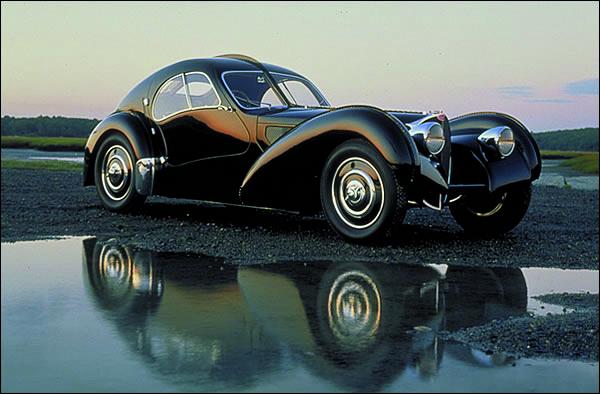 bugatti type 57SC