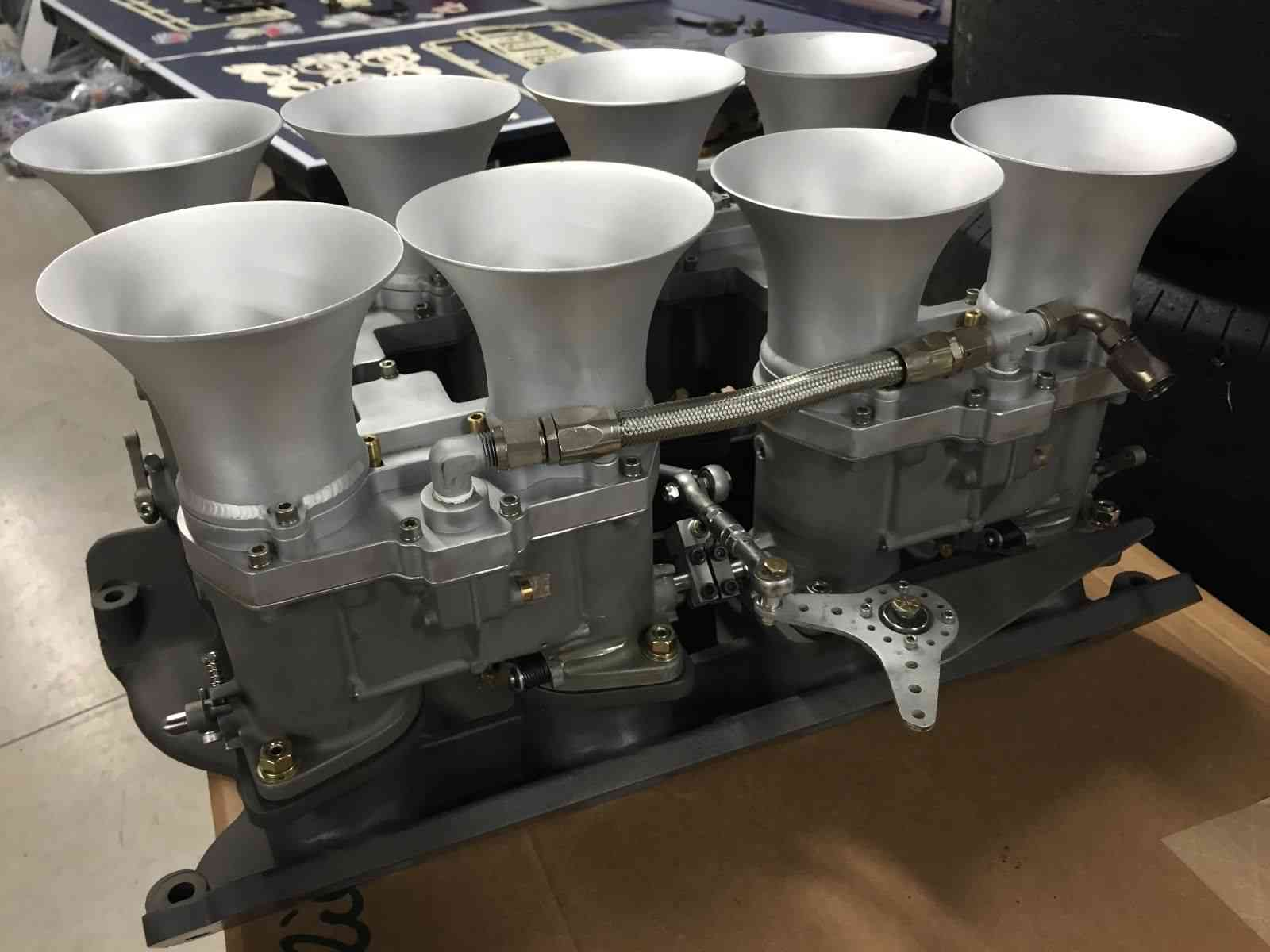 Bangshift Com This Is A Boss 429 Can Am Intake Manifold