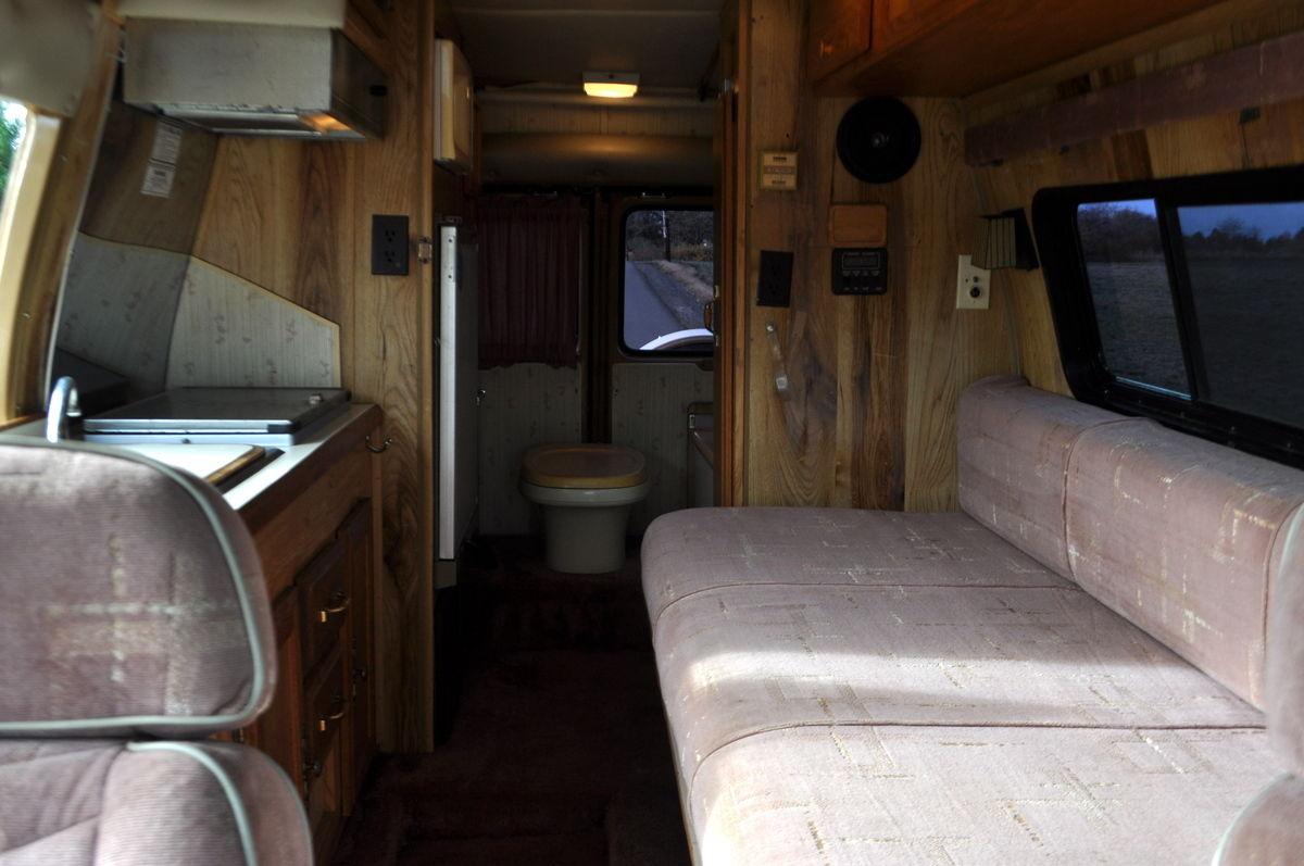 Chevy Express Van >> BangShift.com Chad Special: A 1989 Chevrolet 3/4 Ton 4x4 ...