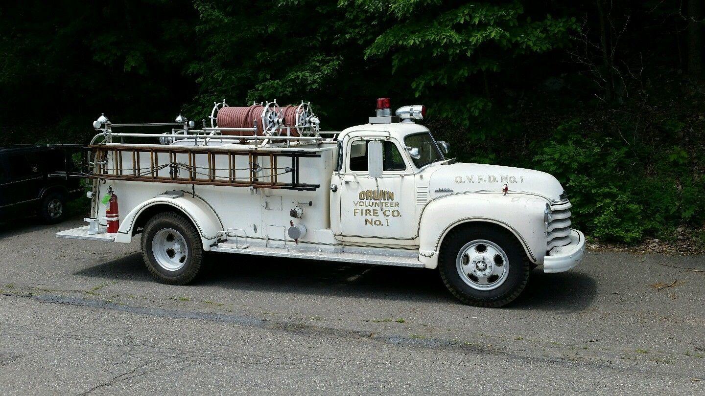 Big Chevrolet Trucks >> BangShift.com 1953 Chevy 6400