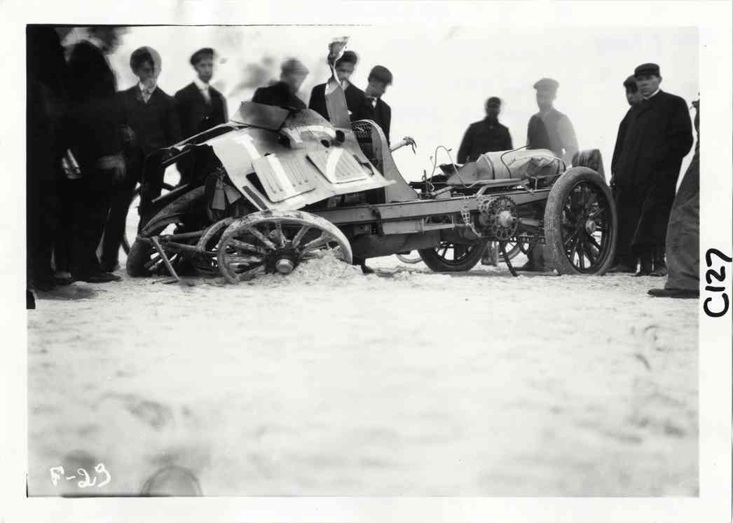 Before Bonneville: More Intense, Fun, and Interesting Images From Ormond Beach 1905-1910