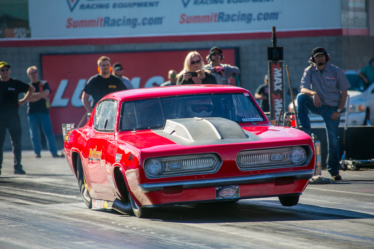 Street Car Super Nationals Action Photos: More Smoke And Thunder From Vegas