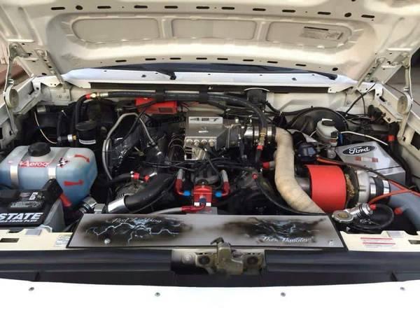 bangshift com an 1100 horsepower turbo ford lightning truck for sale