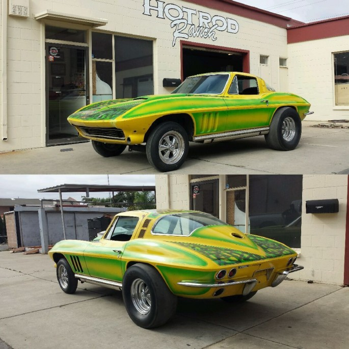 1965 Corvette Gasser Bad Ass 1
