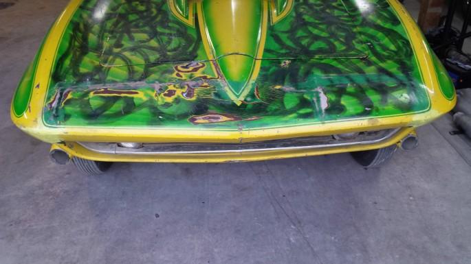 1965 Corvette Gasser Bad Ass 3
