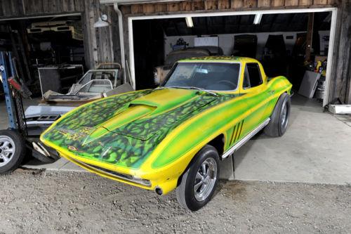 1965 Corvette Gasser Bad Ass 6