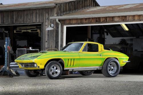 1965 Corvette Gasser Bad Ass 7