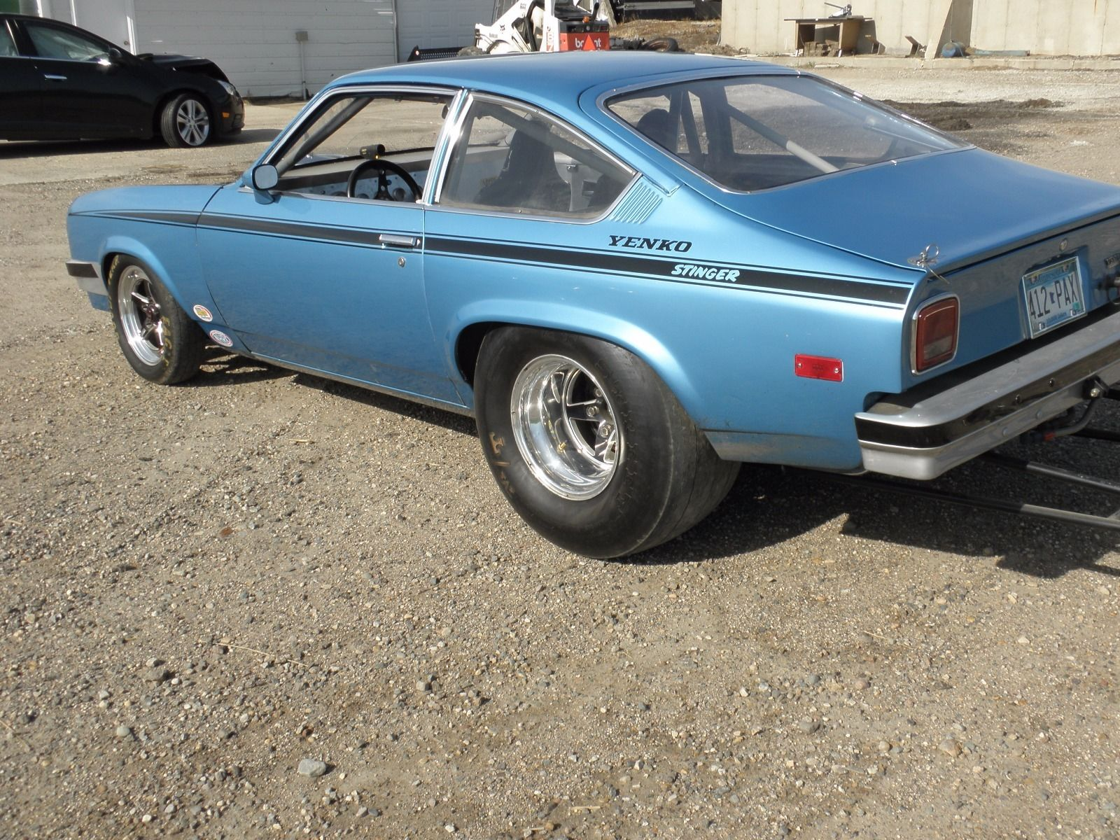 Bangshift Com Pro Street Baby This 1976 Vega Yenko Stinger Is Ready