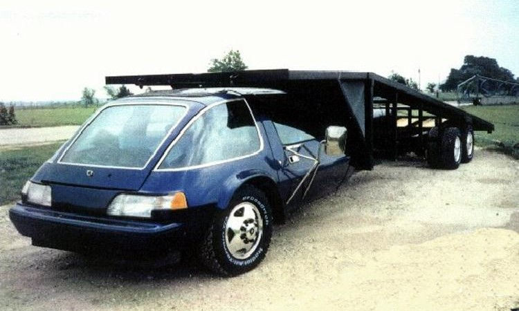 Question Of The Day: Was The AMC Pacer Best Used As A Truck?